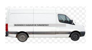 mudanzas y alquiler furgonetas PRESUPUESTO GRATUIT