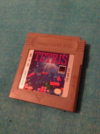 REGALO Videojuego game boy tetris