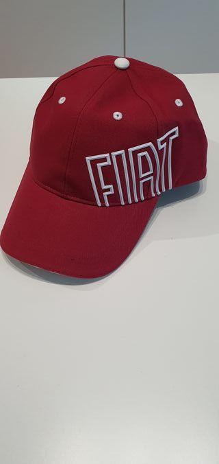 Gorra Fiat
