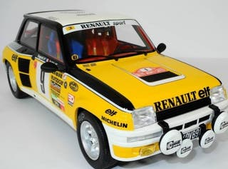 1/18 renault 5 turbo maxi ragnotti R5