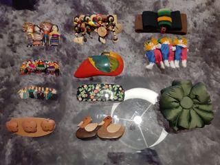 Pack de coleteros variado