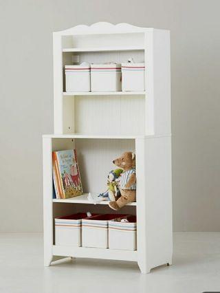 Mueble Ikea cambiador bebé.