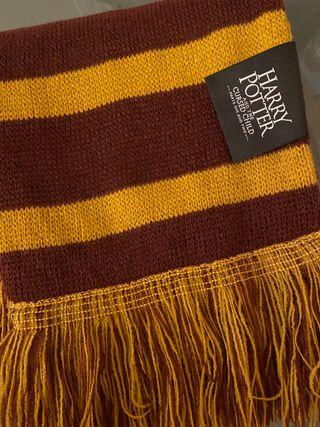 Bufanda original de Harry Potter Griffindor