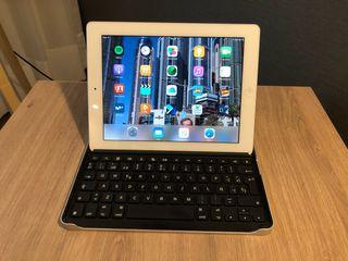 iPad 2 32 GB y TECLADO