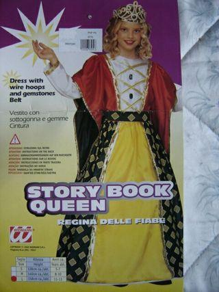 Disfraz princesa de cuento, para 11-13 años.