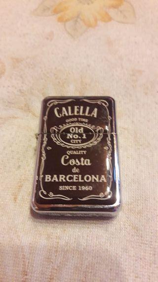 Mechero estilo Zippo Calella Costa Barcelona