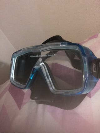 Gafas de buceo cressi sub tempered glass