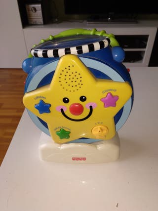 proyector bebé Fisher price