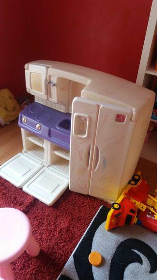 Cocinita de juguete