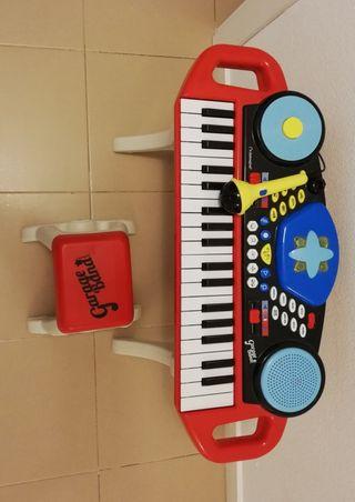 Organo/piano infantil