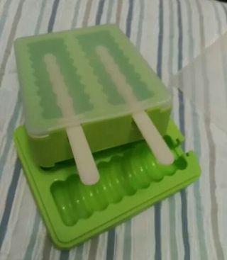 Moldes de silicona para hacer polos