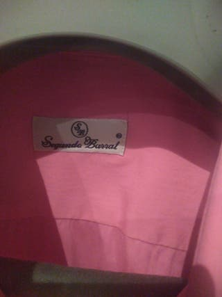 Camisa Rosa Salmón