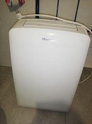 Aire acondicionado portátil.300€