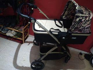 Carrito y silla de paseo Be Cool Slide de Jané