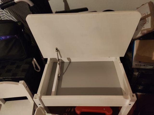 ESCRITORIO NIÑOS IKEA