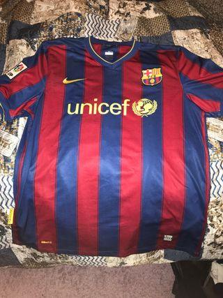 Camiseta Barça original Ibrahimovic