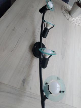 Lámpara dormitorio 4 focos