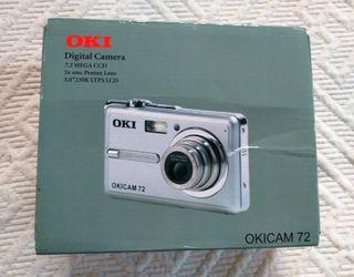 Cámara fotos digital OKI Cam 72