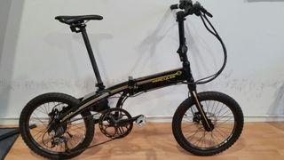 "Bicicleta eléctrica Hércules e-Versa Pro 20"""