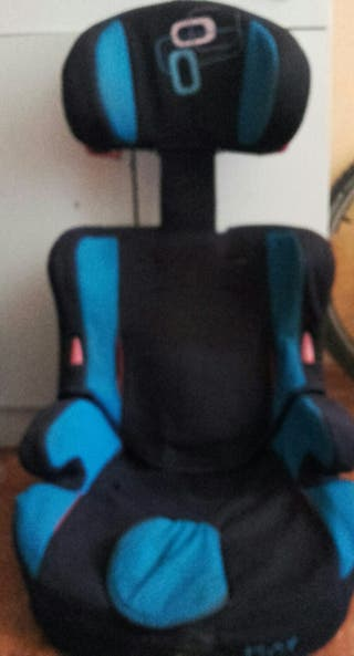 silla de niñ@ para coche