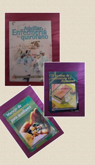 libros para Auxiliares de enfermeria