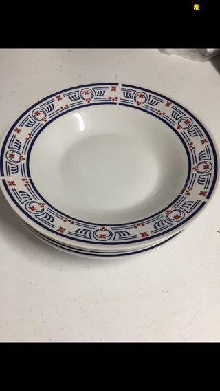 10 platos