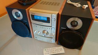 Microcadena SONY CMT-CPZ3