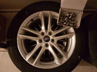 Llantas y neumáticos Ford Mondeo