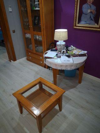 Mesas madera maciza Pino