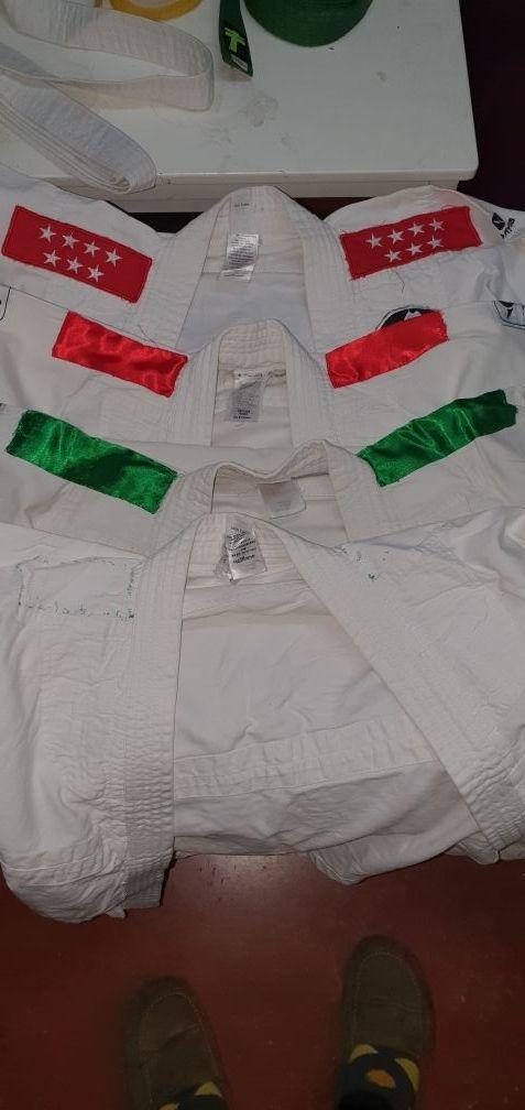 kimonos judo