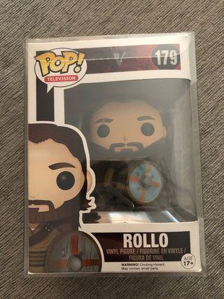 FUNKO POP , ROLLO 179, nuevo en caja protectora