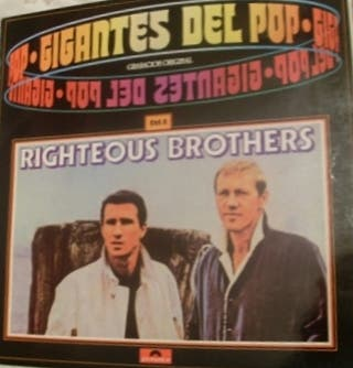 righteous Brothers lp vinilo