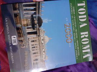 libro turismo Roma