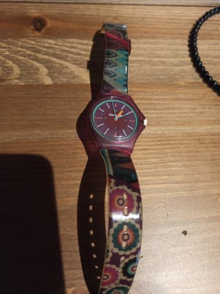 reloj desigual