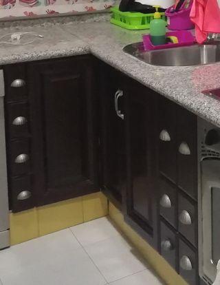 muebles de cocina de segunda mano
