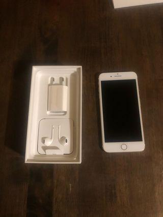 iPhone 7 Plus dorado 128gb