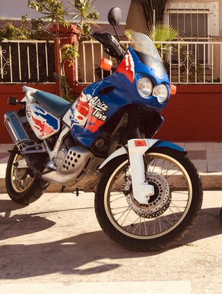 Africa twin 750 xrv rd07