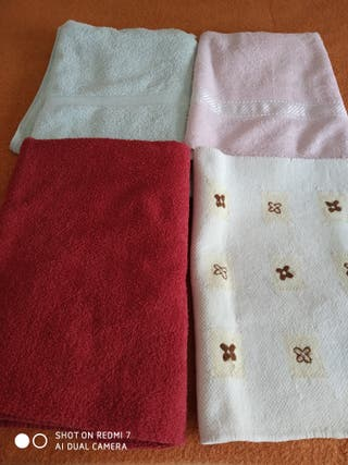 Lote toallas