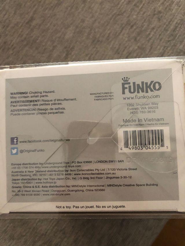 FUNKO POP, RAGNAR LOTHBROK 177 nuevo