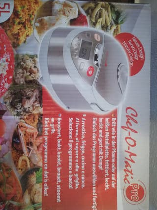 vendo robot de cocina