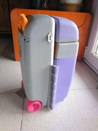 nevera maletín actividades