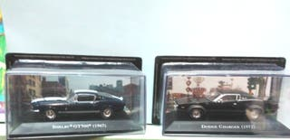 2 coches American Cars