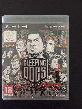 Sleeping Dogs Ps3