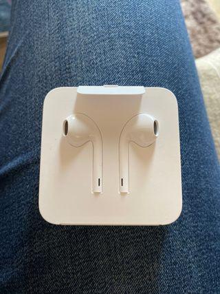 Auriculares iphone earpods