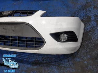 Paragolpes delantero blanco Ford Focus ( II ) 2008
