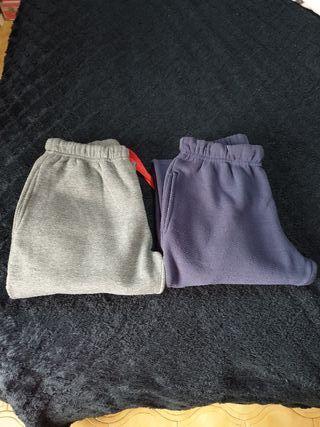 2 Pantalónes de Chándal