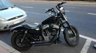 Harley Davidson XL 1200 N (Nightster)