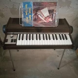 órganos musicales