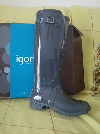 BOTAS DE AGUA/IGOR
