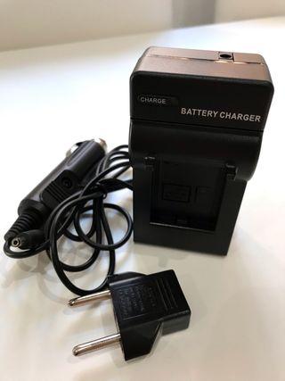 Cardador de batería de viaje y coche gopro Hero 3